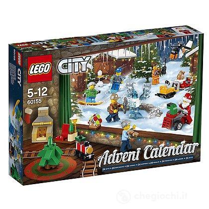 Calendario dell'Avvento 2017 - Lego City (60155)