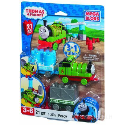 Thomas-Trenino Vagone Percy 17pz