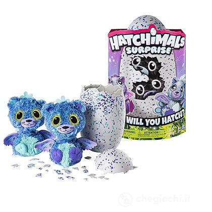 Hatchimals Surprise Uovo Viola (6037096)