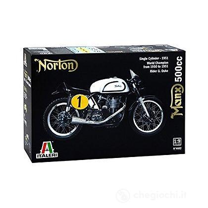 Moto Norton Manx 500cc. 1/19 (IT4602)