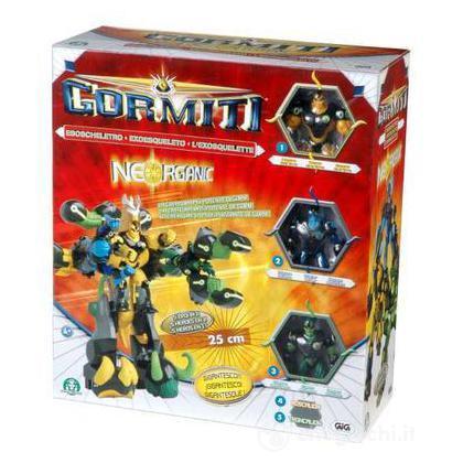 Gormiti - Esoscheletro