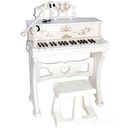 Pianoforte Verticale 37 tasti, USB (10 8000)