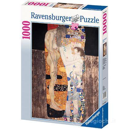 Klimt: Le tre età della donna