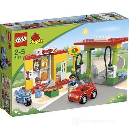 Distributore di benzina - Lego Duplo (6171)