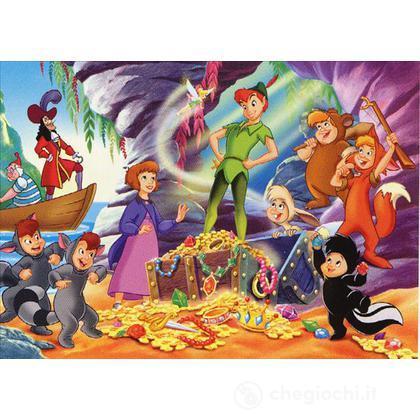 Peter Pan : Il Tesoro 250 Pezzi