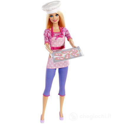 Barbie I Can Be... Pasticcera (BDT28)