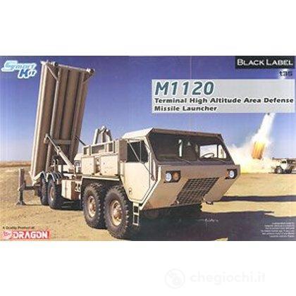 Missile terra-aria M1120 Terminal High Altitude Area Defense Missile Launcher 1/35 (DR3605)