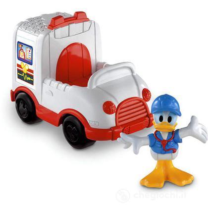 L'ambulanza di Paperino (W5103)
