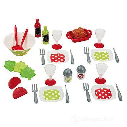 Set da tavola con accessori 32 pezzi (7600002605)