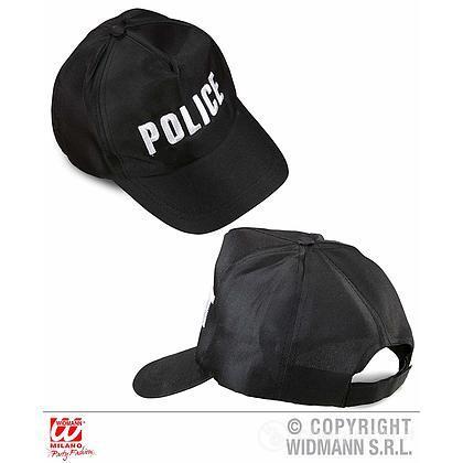 Cappello Police Regolabile