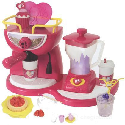 Barbie me piccolo bar gg00606 cucina grandi giochi for Accessori per barbie