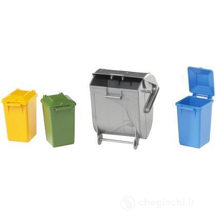 Cassonetto rifiuti (02607)