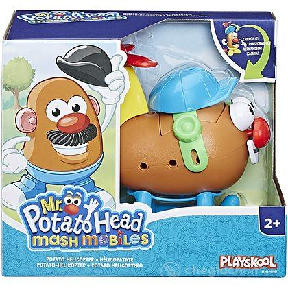Potato Head Mr Potato elicottero