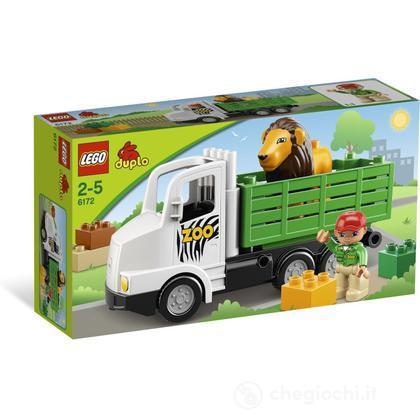LEGO Duplo - Il Camioncino dello Zoo (6172)
