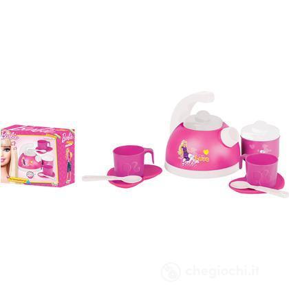 Set colazione con bollitore Barbie (2608)