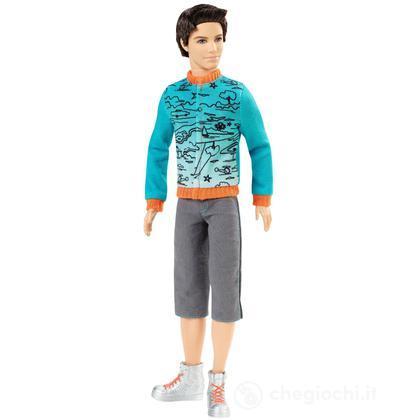Ken Sporty Fashionistas (V7147)