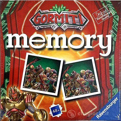 Mini Memory Gormiti (20609)