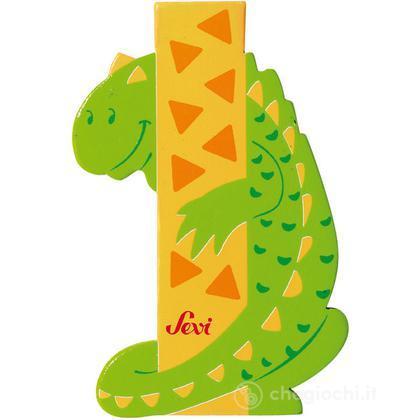Lettera I Iguana