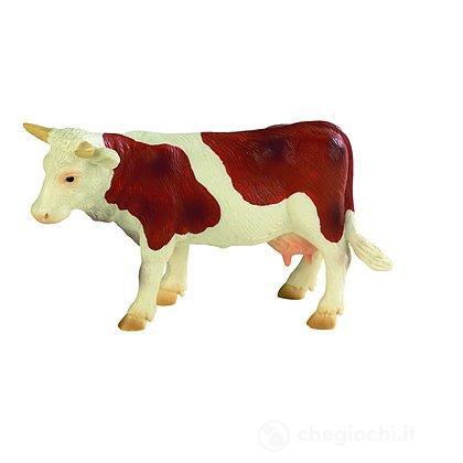 Mucca colore: Marrone/Bianco (62610)
