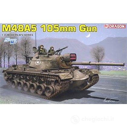 Carro Armato M48A5 105mm Gun 1/35 (DR3611)