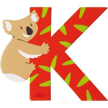 Lettera K Koala