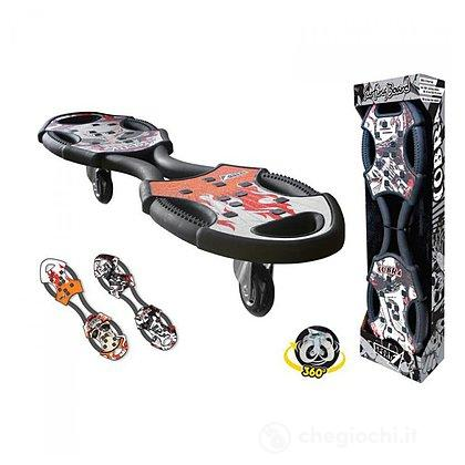 Skateboard Surfing Cobra 2 ruote