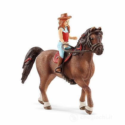 Horse Club Hannah e Cayenne (42514)
