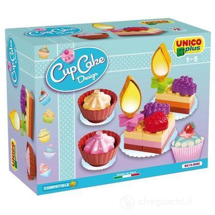 Pasticc Cup Cake Unico (86130)