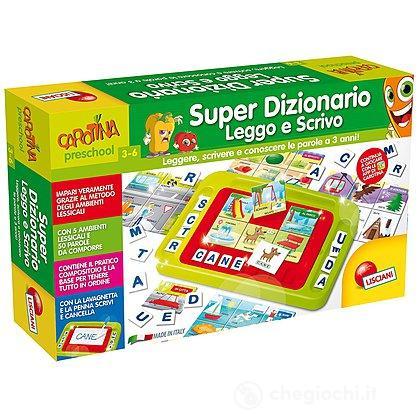 Super Dizionario Leggo e Scrivo (56132)
