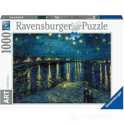 Van Gogh: Notte stellata sul Rodano