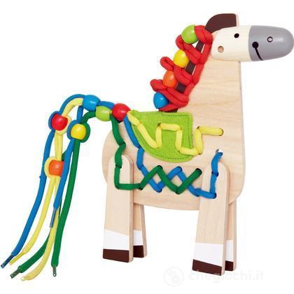 Pony con i lacci (E1016)