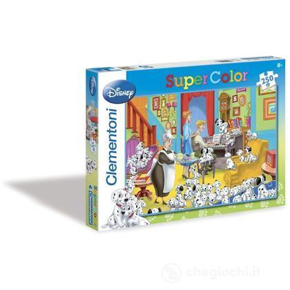Puzzle 250 Pezzi La carica dei 101 (296150)