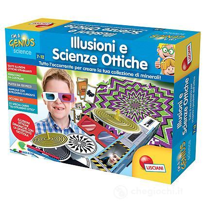 I'M A Genius Laboratorio Di Illusioni E Scienze Ottiche (56156)