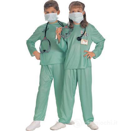 Costume dottore E.R. taglia M (881061)