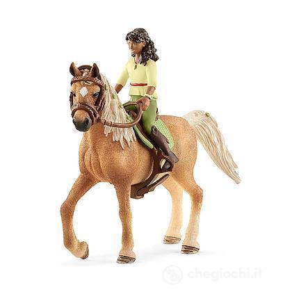 Horse Club Sarah e Mystery (42517)