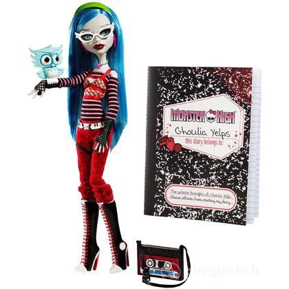 Monster High Doll - Ghoulia Yelps (R3708)