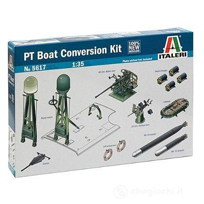 PT Boat Conversion Kit. Kit di conversione nave PT Boat  (5617)