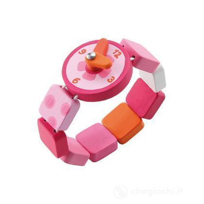 Orologio rosa/fucsia (82617)