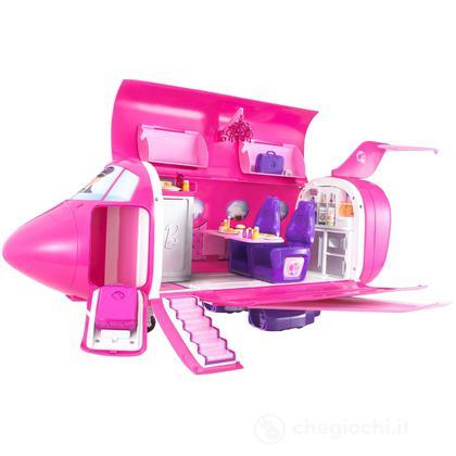 Il glam jet di barbie 3 barbie v9290 casa delle for Accessori per la casa di barbie