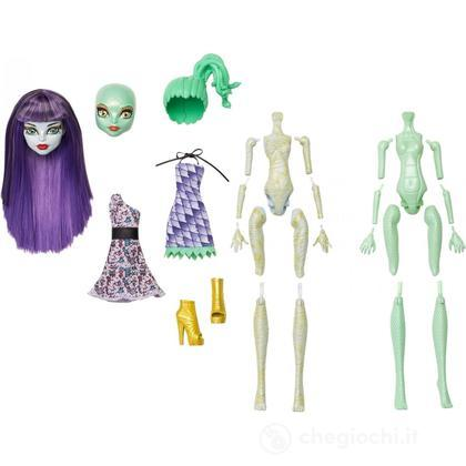 Crea la tua Monster High - Gorgone & Ragazza mummia (Y0416)
