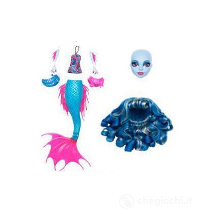 Crea la tua Monster High pezzi aggiuntivi - Siren (Y0419)