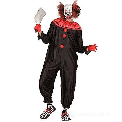Costume Adulto Killer Clown S