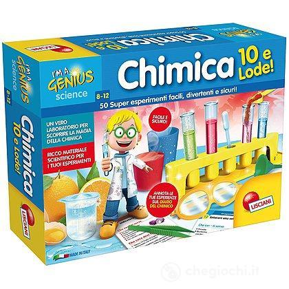 Piccolo Genio Laboratorio Chimica 10 E Lode (56217)