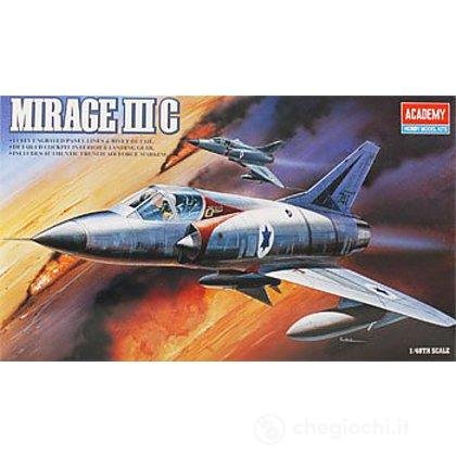 Aereo Mirage Iii-C Fighter (AC12247)