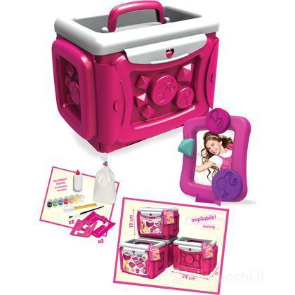 Valigia per creare con il gesso Barbie (6622)