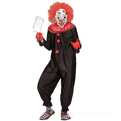 Costume Adulto Killer Clown M