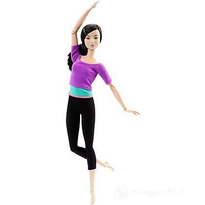 Barbie Snodata viola (DHL84)