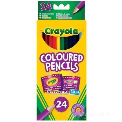 24 Matite Colorate (3624)
