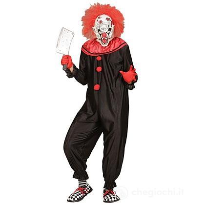 Costume Adulto Killer Clown XL