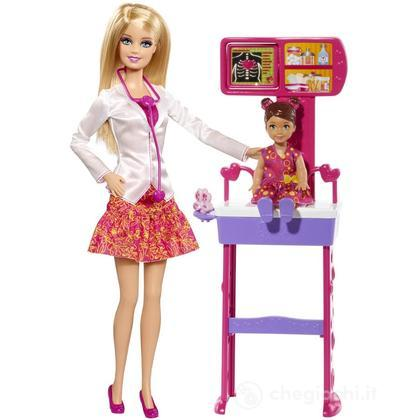 Barbie Dottoressa pediatra - Barbie I Can Be! Playset (BDT49)